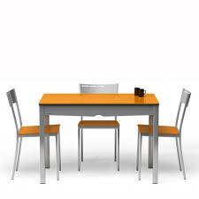 petit de cuisine table de cuisine en verre pour petit espace tavolina 1