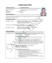 sample personal trainer resume sample of a great resume sample