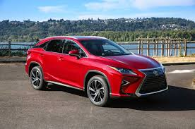 red lexus 2015 2016 lexus rx 350 u0026 450h first drive