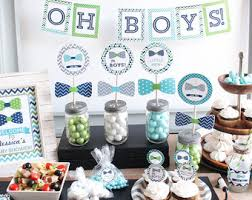 baby shower decorations boy creative design baby shower decorations boys wondrous ideas etsy