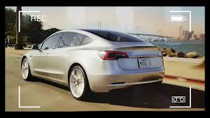 tesla model 3 first ride review youtube