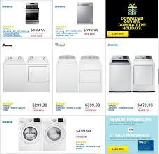 best washer deals black friday best buy launches black friday deals u2014 view all 27 pages wtvr com