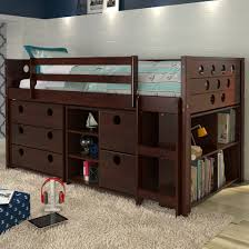 Twin And Full Bunk Beds by Bedroom Donco Kids Bunk Beds Full And Twin Twin Tent Bed