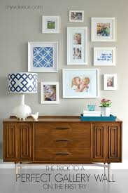 a perfect gallery wall on the first attempt gallery wall tips