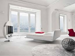 White Bedroom Interior Design Ideas - White bedroom interior design