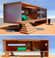 Best Eco Friendly Dollhouses From by Playful Minitecture 15 Ultra Modern Dollhouse Designs Urbanist