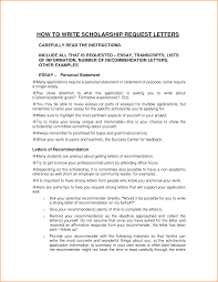 Example Essay For Scholarship Application Personal Statement For Scholarship Applications Examples