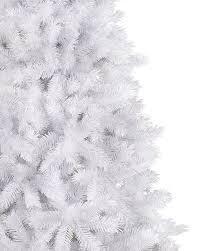 unlit christmas trees winter white artificial christmas tree treetopia