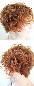 hairstyles for naturally curly hair over 50 10 trendy short hairstyles for women with round faces short
