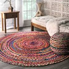 round rugs for living room round oval square area rugs for less overstock com