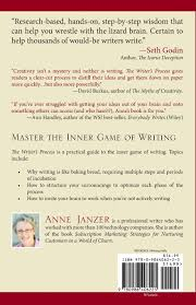 fastest way to write a research paper the writer s process getting your brain in gear anne janzer the writer s process getting your brain in gear anne janzer 9780986406225 amazon com books