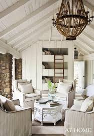 rosa beltran design exposed wood beams and white painted ceilings