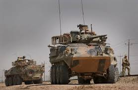 modern military vehicles the eight by eight apcs transforming modern war 21st century