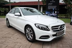 mercedes c class price mercedes c class w205 launch in malaysia autobuzz my