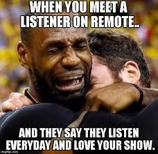 Radio Meme - radio memes bonus tears if they remember something you facebook