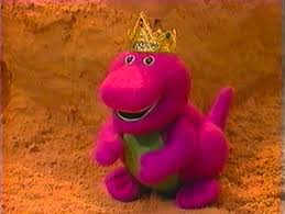 Barney And The Backyard Gang Episodes Image Barneydoll King Bmma Jpg Barney Wiki Fandom Powered By