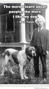 Mark Twain Memes - the more i learn about people mark twain weknowmemes
