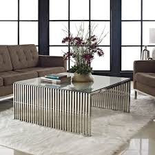 glass living room tables 28 images design modern high the modern glass and metal coffee table with regard to plan most