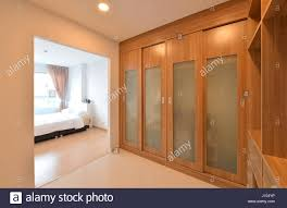 dressing room pictures wooden carbinets in dressing room in modern home interior design