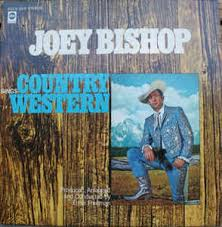 western photo album joey bishop sings country western vinyl lp album at discogs