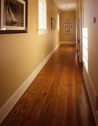 pine wide plank floor traditional york by