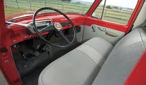 Vintage Ford Truck Steering Wheel - why vintage ford pickup trucks are the hottest new luxury item