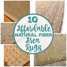 Great Area Rugs Affordable Fiber Area Rugs The Happy Housie