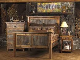 Rustic King Bedroom Sets - where can rustic bedroom furniture be found elliott spour house