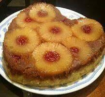 pineapple u0026 cream cheese upside down cake recipe cream cheeses