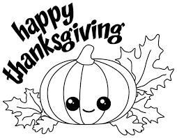happy thanksgiving kawaii pumpkins free digi sts microjivvy
