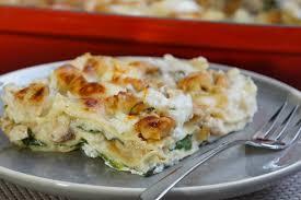 lasagnes faciles au poulet pesto et ricotta ultra moelleuses