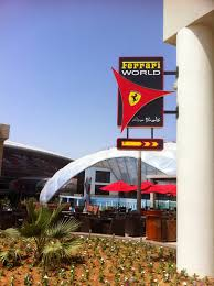 ferrari building expat life with chickenruby ferrari world in abu dhabi