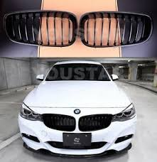 bmw f34 gran turismo performance gloss black front kidney grills for bmw 3