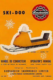 operator u0027s manuals ski doo snowmobiles museum of ingenuity j