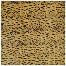 leopard area rug animal rugs u0026 area rugs for less overstock com