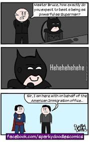 Superman Better Than Batman Memes - superman infinite book feat gen discussion comic vine