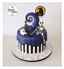 nightmare before christmas cake toppers 50 lovely nightmare before christmas wedding cake topper images