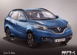 renault koleos 2015 2015 renault kadjar compact crossover to debut on february 2