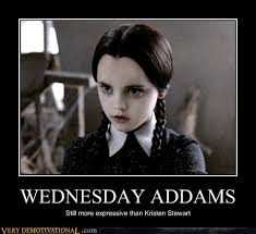 Funny Memes About Wednesday - wednesday addams very demotivational demotivational posters