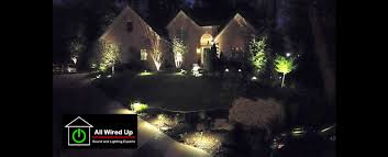 Professional Landscape Lighting All Wired Up Is A Landscape Lighting Company In Franklin Tn