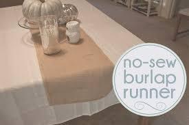 home decor table runner design for burlap table runner ideas 26272