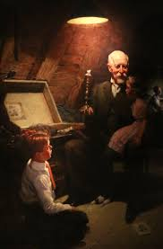 history on thanksgiving top 25 best norman rockwell thanksgiving ideas on pinterest