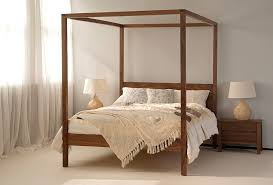 4 Post Bed Frame King Architecture Poster Bed Bcktracked Info