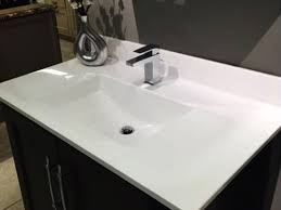 standard lavatories