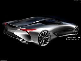 lexus lf lc vision gt lexus lf lc concept 2012 pictures information u0026 specs