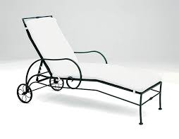 Wrought Iron Chaise Lounge with Wrought Iron Lounge Chairs Decorfree Com