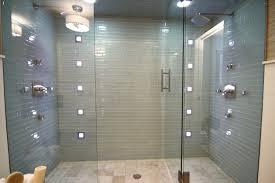 Fiberglass Bathroom Showers Top Deluxe Tile Around Fiberglass Shower Stall Broxtern Stalls
