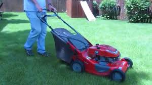 scotts brand lawn mower seen on craigslist youtube