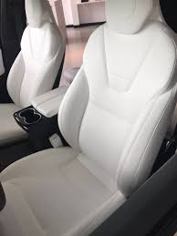 tesla model 3 interior seating model 3 owners club on twitter