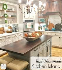 mini kitchen remodel all things heart and home